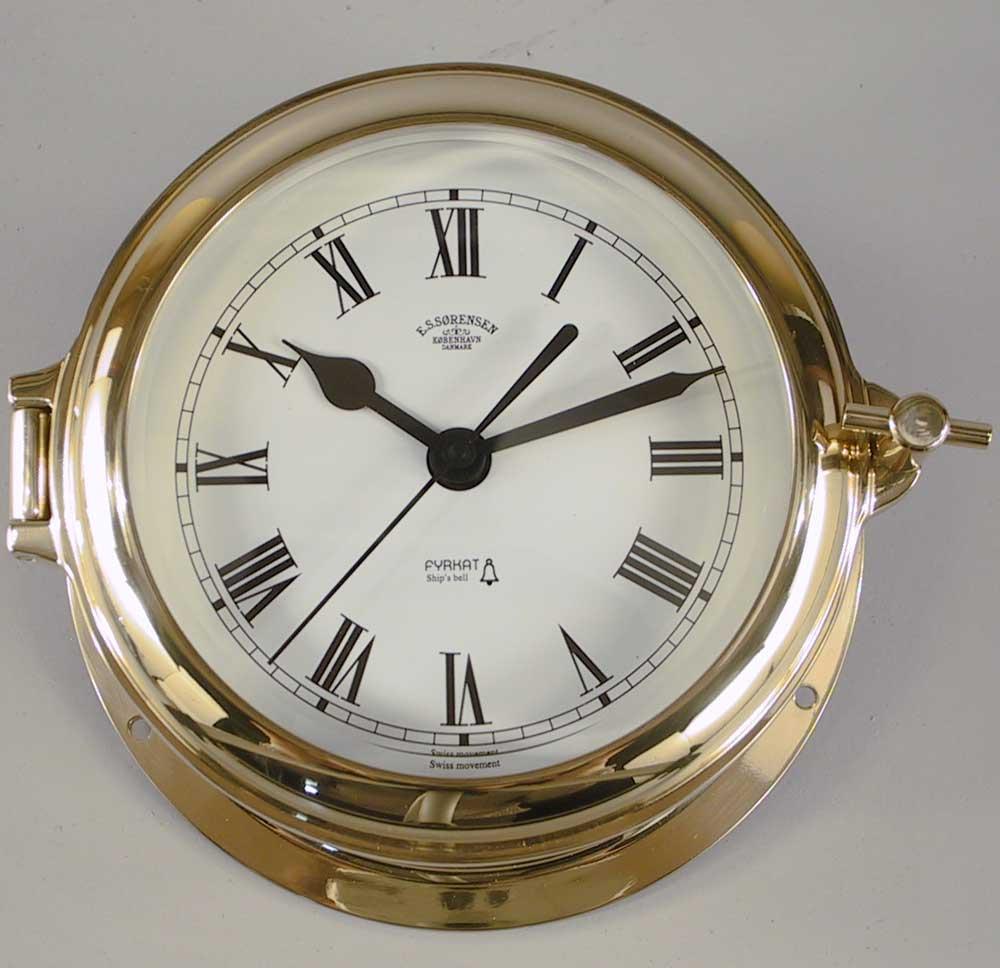 Quartz clock with ship s bellQuartz Clocks